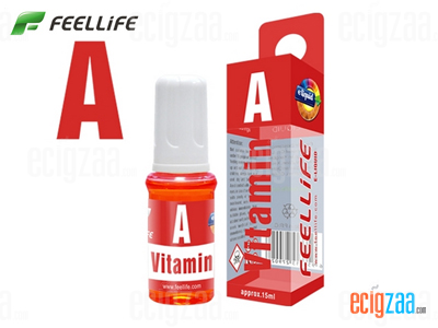 Vitamin A Feel Vitamin® E-Juice 15ml