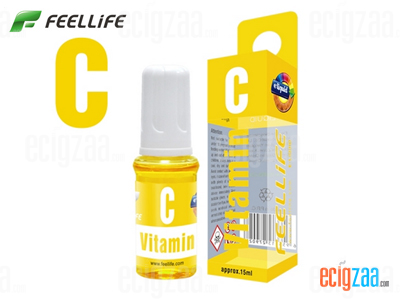 Vitamin C Feel Vitamin® E-Juice 15ml