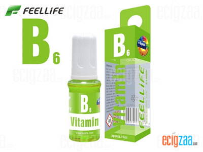 Vitamin B6 Feel Vitamin® E-Juice 15ml